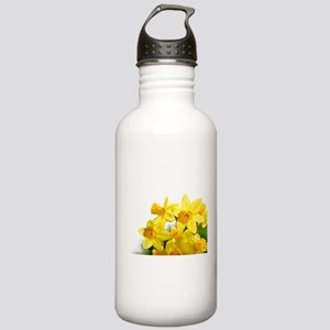 Daffodils Style Water Bottle
