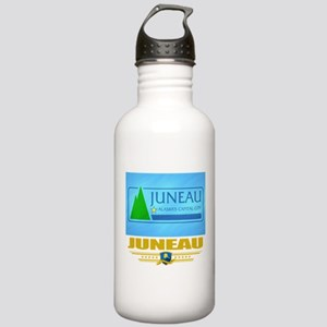 Juneau Pride Stainless Water Bottle 1.0L