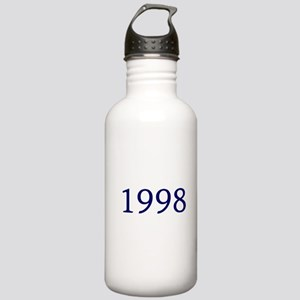 1998 Stainless Water Bottle 1.0L
