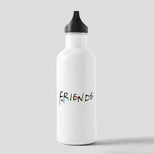 friendstv logo Stainless Water Bottle 1.0L