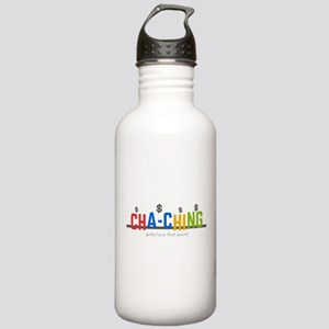 Cha-Ching Sound Stainless Water Bottle 1.0L
