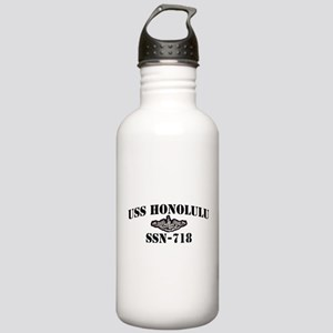 USS HONOLULU Stainless Water Bottle 1.0L