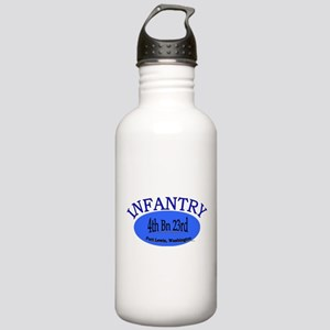 4th Bn 23rd Infantry Stainless Water Bottle 1.0L