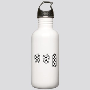3 better than 2 Stainless Water Bottle 1.0L