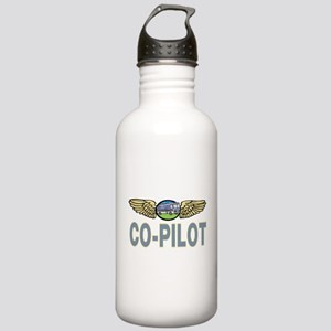 RV Co-Pilot Stainless Water Bottle 1.0L