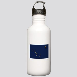 Flag of Alaska Water Bottle