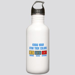 ST: Colors Stainless Water Bottle 1.0L
