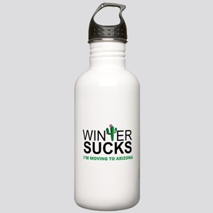 Winter Suck - I am mov Stainless Water Bottle 1.0L