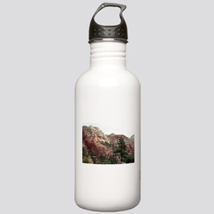 Zion National Park, Ut Stainless Water Bottle 1.0L