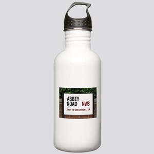 Abbey Road street sign Stainless Water Bottle 1.0L