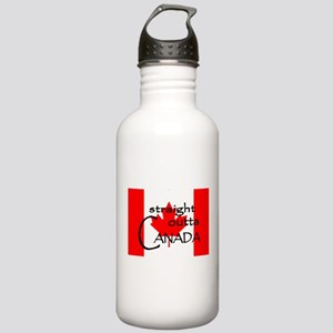 Canada Stainless Water Bottle 1.0L