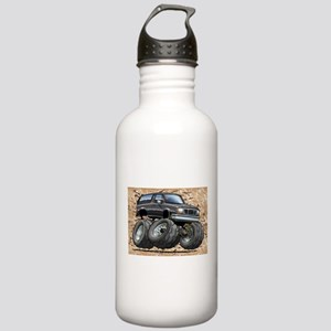95_Black_Bronco Stainless Water Bottle 1.0L