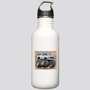 95_White_Bronco Stainless Water Bottle 1.0L