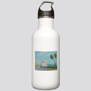 SURF LESSONS Water Bottle