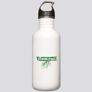 Washington Roots Stainless Water Bottle 1.0L