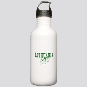 Lithuania Roots Stainless Water Bottle 1.0L