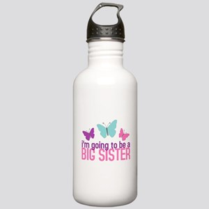 big sister butterfly Stainless Water Bottle 1.0L