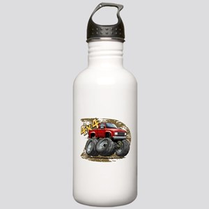 Red_Old_Ranger Stainless Water Bottle 1.0L