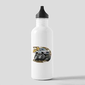 White_Old_Ranger Stainless Water Bottle 1.0L