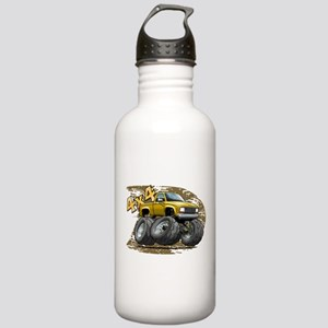Yellow_Old_Ranger Stainless Water Bottle 1.0L