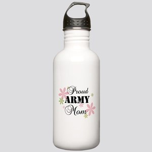 Army Mom [fl] Stainless Water Bottle 1.0L
