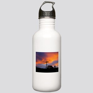 Sunset on the Farm Stainless Water Bottle 1.0L