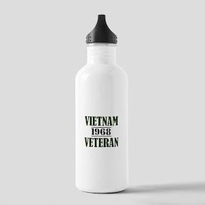 VIETNAM VETERAN 68 Stainless Water Bottle 1.0L
