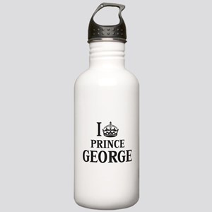 I Crown Prince George Water Bottle