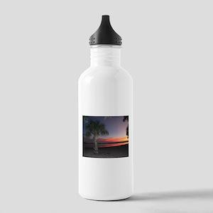 A Florida Sunset Water Bottle