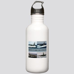 Drive it like you stole it Stainless Water Bottle