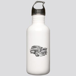 Vintage Chevy Stainless Water Bottle 1.0L