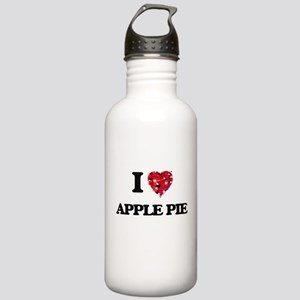 I love Apple Pie Stainless Water Bottle 1.0L