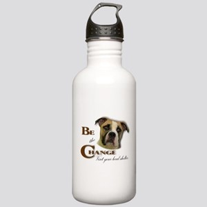 Be the Change Stainless Water Bottle 1.0L