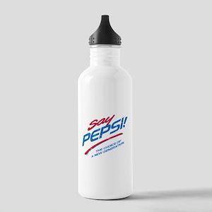 Say Pepsi Water Bottle