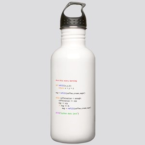 python does java Stainless Water Bottle 1.0L