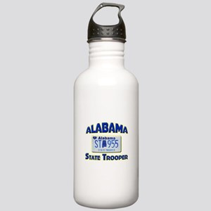 Alabama State Trooper Stainless Water Bottle 1.0L