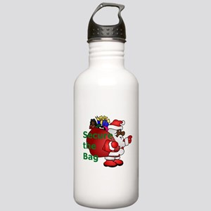 secure the bag santa Stainless Water Bottle 1.0L