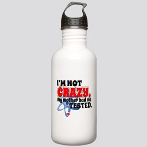 TBBT I'm Not Crazy Stainless Water Bottle 1.0L