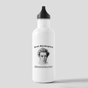 Kierkegaard Pleasure Stainless Water Bottle 1.0L