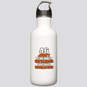 46 Just Remember Birth Stainless Water Bottle 1.0L
