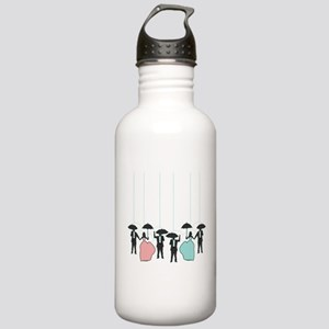 Life and Death Brigade Water Bottle
