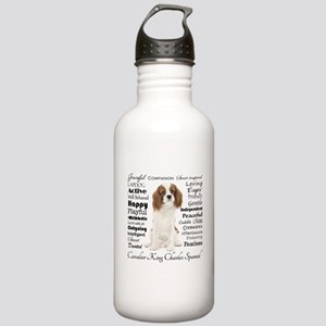 Cavalier Traits Water Bottle