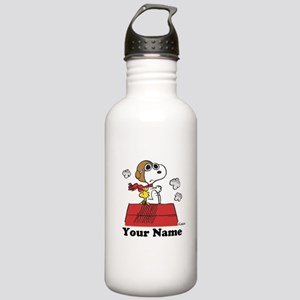 Peanuts Flying Ace Per Stainless Water Bottle 1.0L