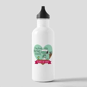 Snoopy Woodstock Nursi Stainless Water Bottle 1.0L