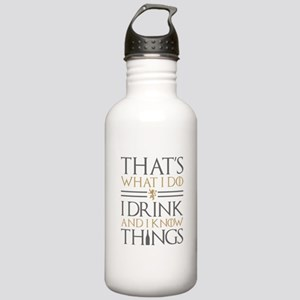 That's What I Do Stainless Water Bottle 1.0L