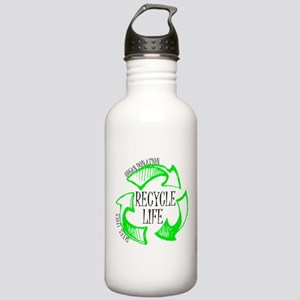 Recycle Life Stainless Water Bottle 1.0L