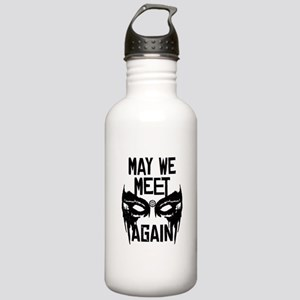 The 100 May We Meet Ag Stainless Water Bottle 1.0L
