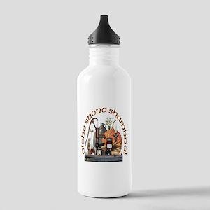 Gaelic Vintage Halloween Stainless Water Bottle 1.