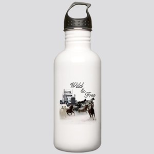 Wild & Free Stainless Water Bottle 1.0L