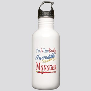 Incredible Manager Stainless Water Bottle 1.0L